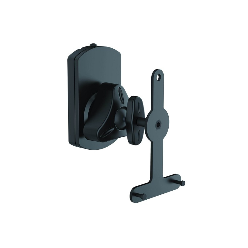Newstar nm ws130black plafond muur zwart speaker steun switch shop - Plafond geverfd zwart ...